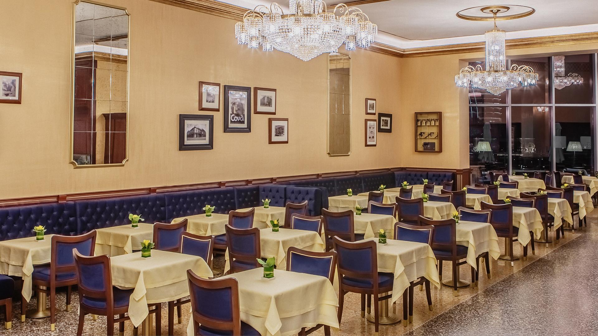 مطعم-Cova-أيطالي-دبي-مول