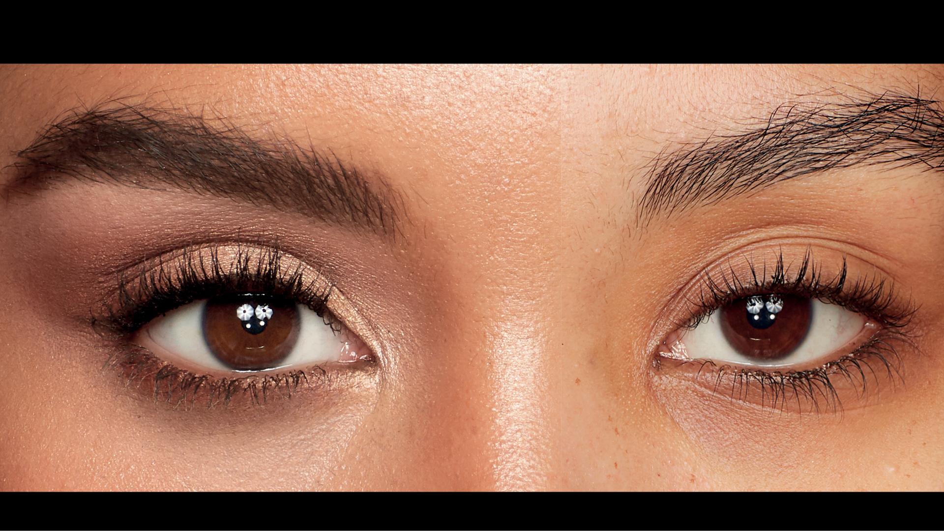 مكياج-المرأة-العين