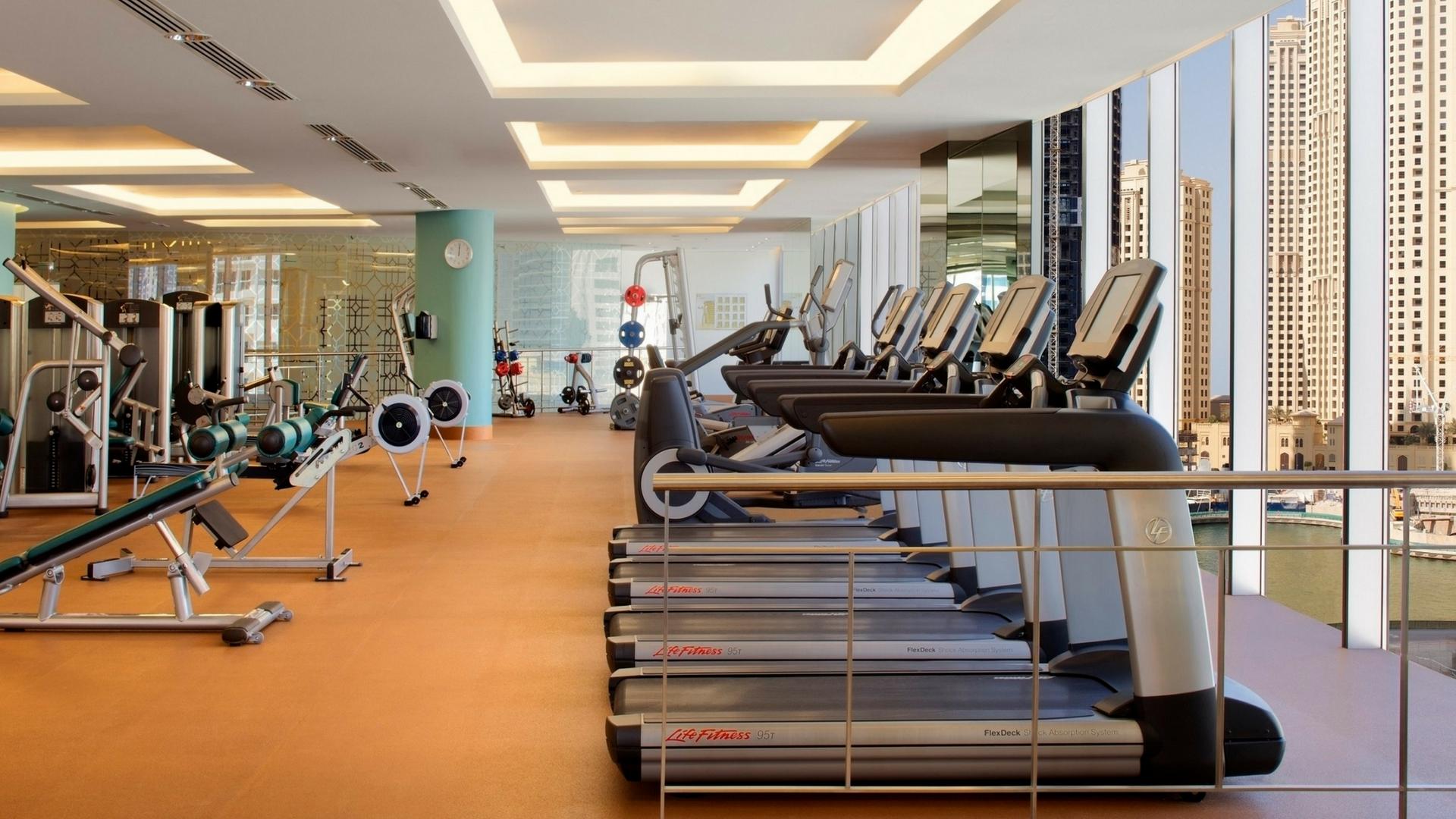 مركز-اللياقة-البدنية-العنوان-دبي-مارينا