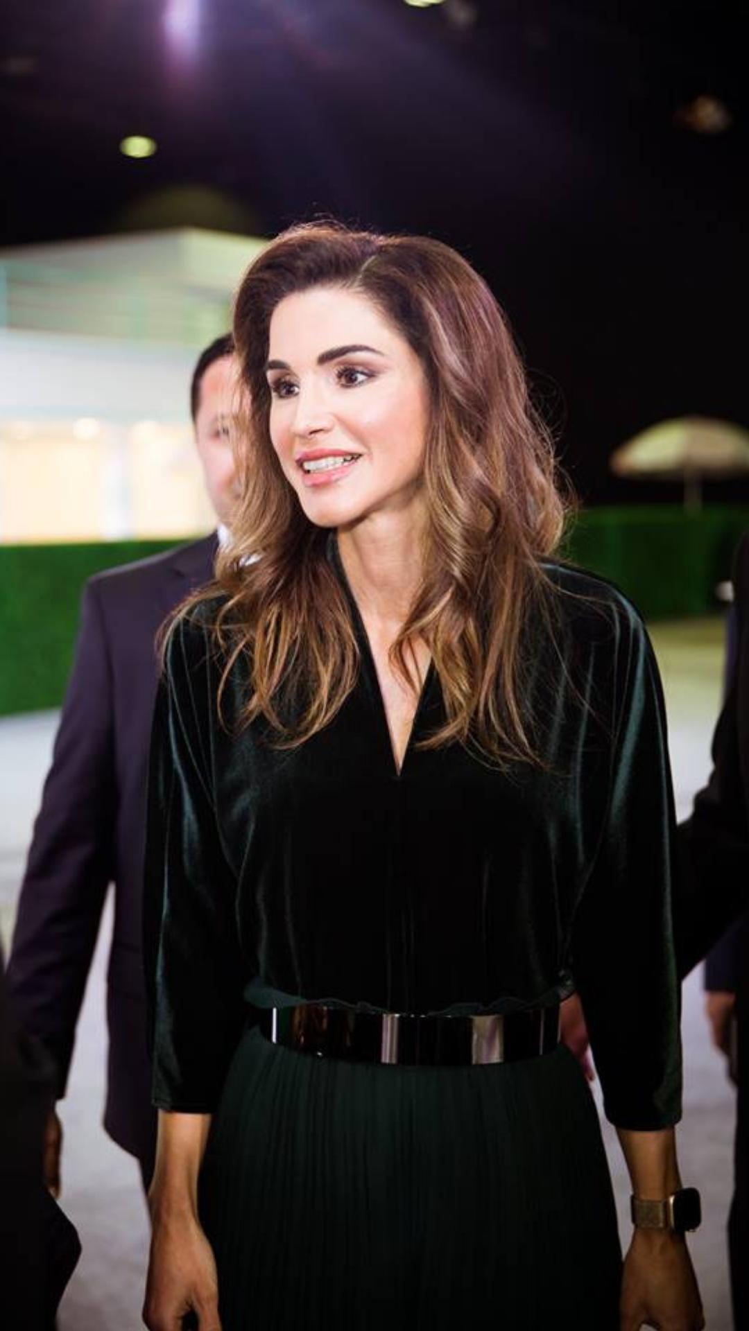 الملكة_رانيا