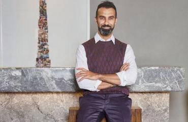 خالد شعفار يصمم منزل العيد!