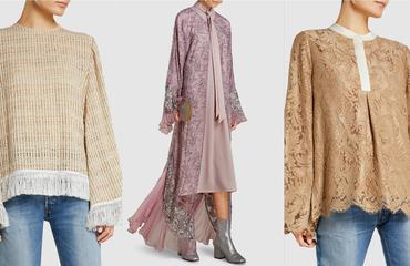 مصممة الأزياء الإماراتية مادية الشرقي تبتكر قطعاً مثالية لكل من شهر رمضان وعيد الفطر المبارك2017!