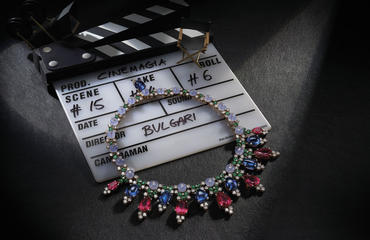 تشكيلة سينماجيا من بولغري رحلة حالمة في عالم السينما القديمة