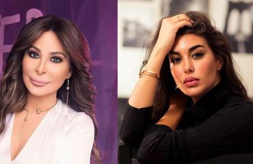 ياسمين صبري وإليسا... غزل متبادل