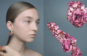 لنحتفل بالذكرى العشرين لمجوهرات ديور الراقية على طريقة Gem Dior