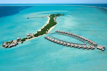 شهر عسل استوائي الطابع في جزر المالديف