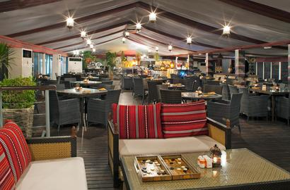 مطعم كيو ديز في نادي خور دبي يحتفي بالشهر المبارك