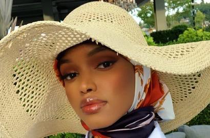 حليمة عدن تكشف سر نضارة بشرتها التي أوصلتها لأغلفة المجلات العالمية