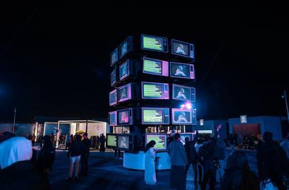مهرجان 'ميدل بيست' كان احتفالاً شاملاً حظيت الأزياء بحصتها منه