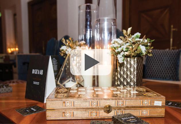 شاهدي أبرز اللقطات من حفل السحور الفاخر الذي أقامته هاربرز بازار في فندق the One&Only Royal Mirage  في دبي بمشاركة Vacheron Constantin