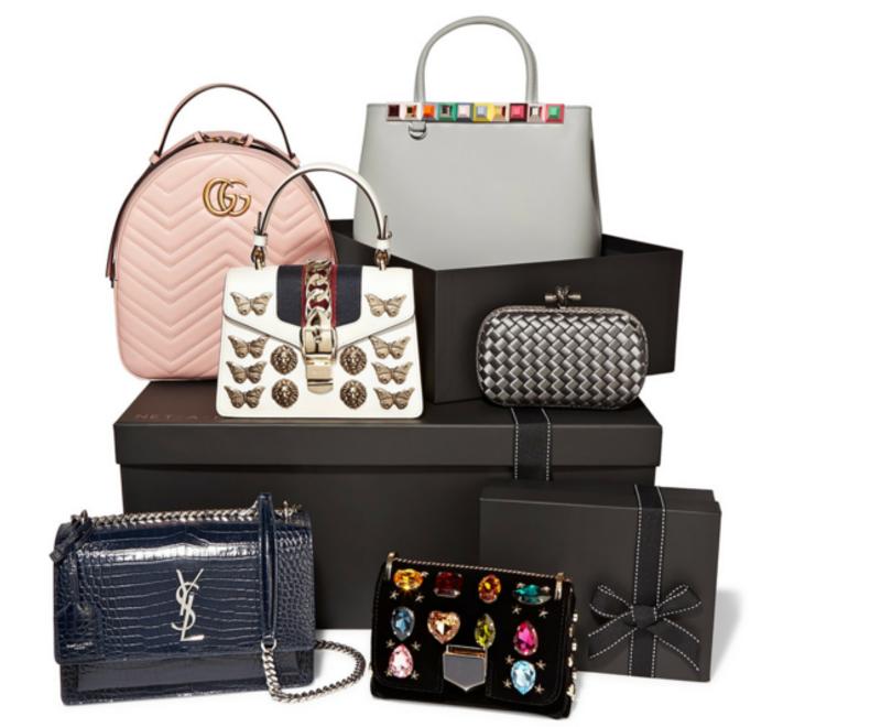 أطلق موقع Net-A-Porter مجموعات خاصة تضم أجمل الهدايا التي تتمناها أية إمرأة