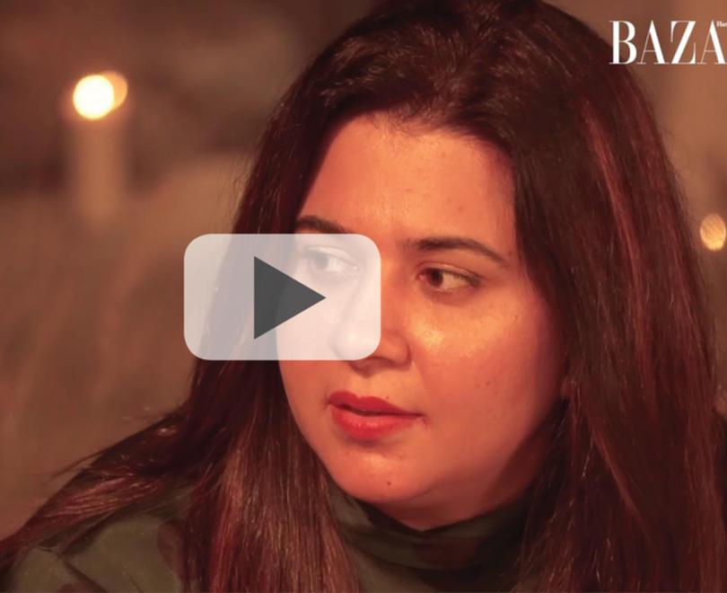 شاهدوا بالفيديو حفل هاربرز بازار أريبيا في مهرجان دبي السينمائي 2017