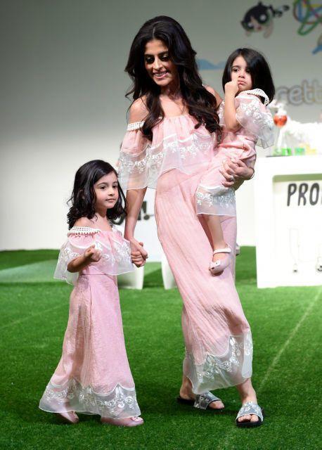 فاشون فورورد دبي 2016: Powerpuff Girls x Saucette