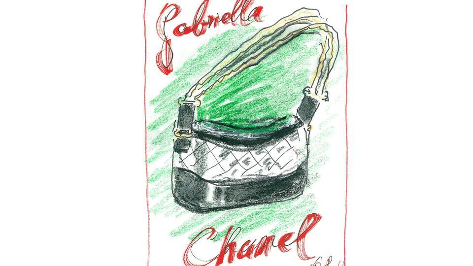 شانيل تختار سفراء حقيبة CHANEL GABRIELLE