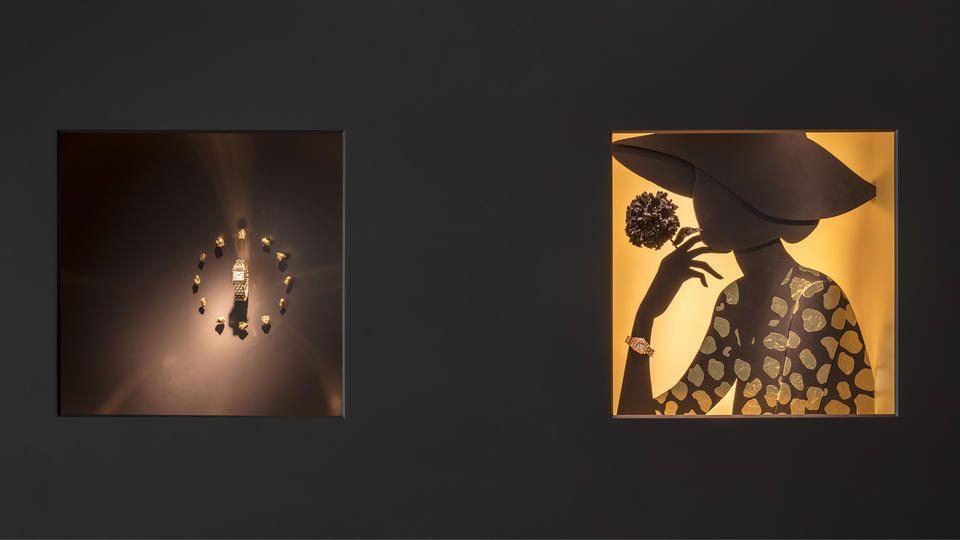 Cartier تعيد إطلاق ساعتها الأيقونية The Iconic Panthère De Cartier Watch