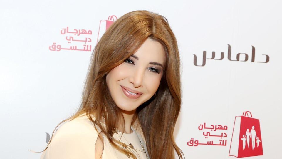 نانسي عجرم تطلق فرفشة في دبي مول