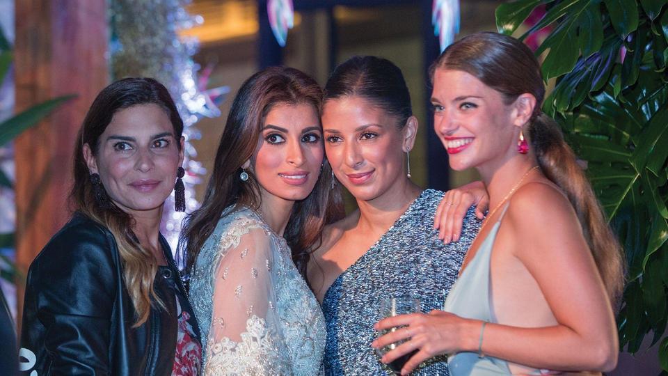 شاهدي الصور من حفل هاربرز بازار العربية 2017