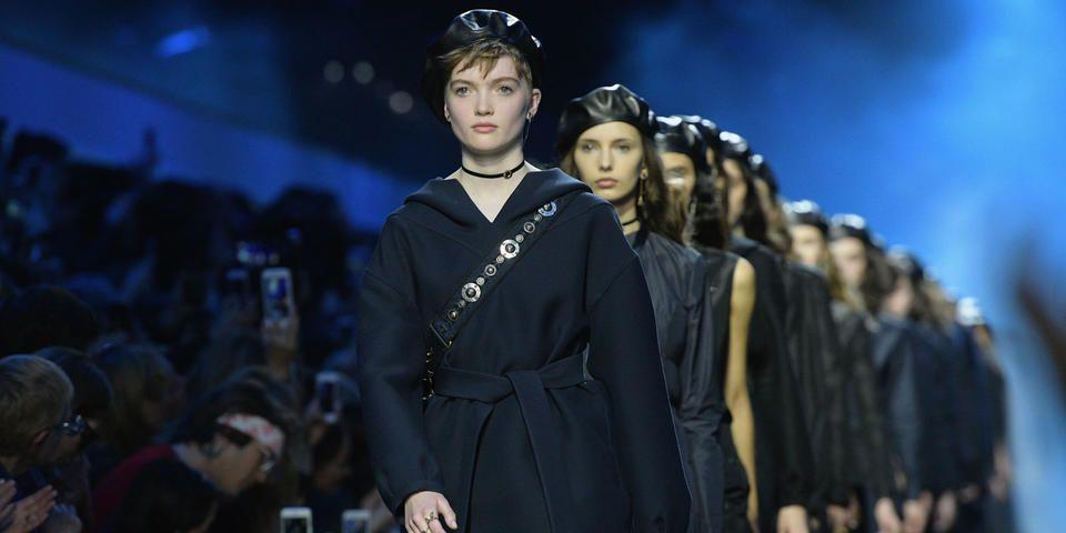 6  أمور لا بد من معرفتها عن عرض Dior لخريف وشتاء 2017