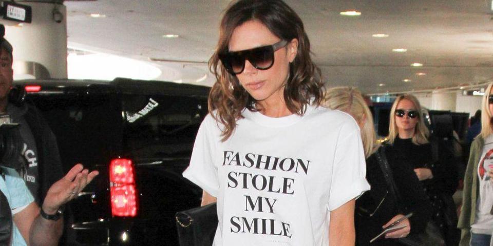 Victoria Beckham تسكت منتقديها بأسلوب مبتكر
