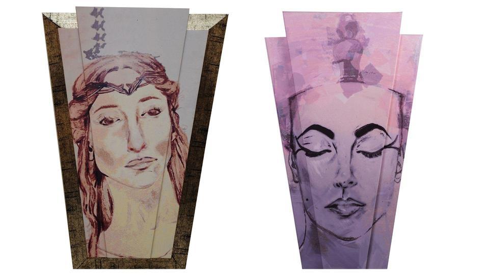 """افتتاح معرض الفن التشكيلي """"رحلة سعيدة Feliz Viaje"""" في مدريد"""