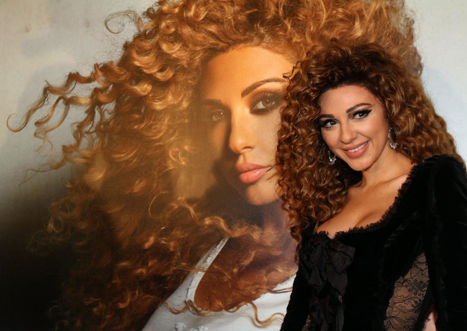 """ملكة المسرح """"ميريام فارس"""" على مسرح دبي باركس آند ريزورتس يوم الخميس المقبل"""