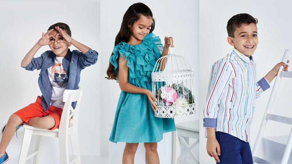 احتفلي مع أطفالك في موسم الإجازات مع عروض متجر ترايانو TRYANO الربيعية الرائعة