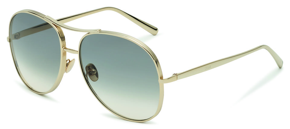 امنحي إطلالتك أناقة عصرية مع مجموعة النظارات الشمسية الجديدة من Chloe