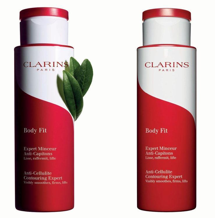Clarins Body Lift Cellulite Control  كريم نحت الجسم بتصميم جديد لبداية جديدة