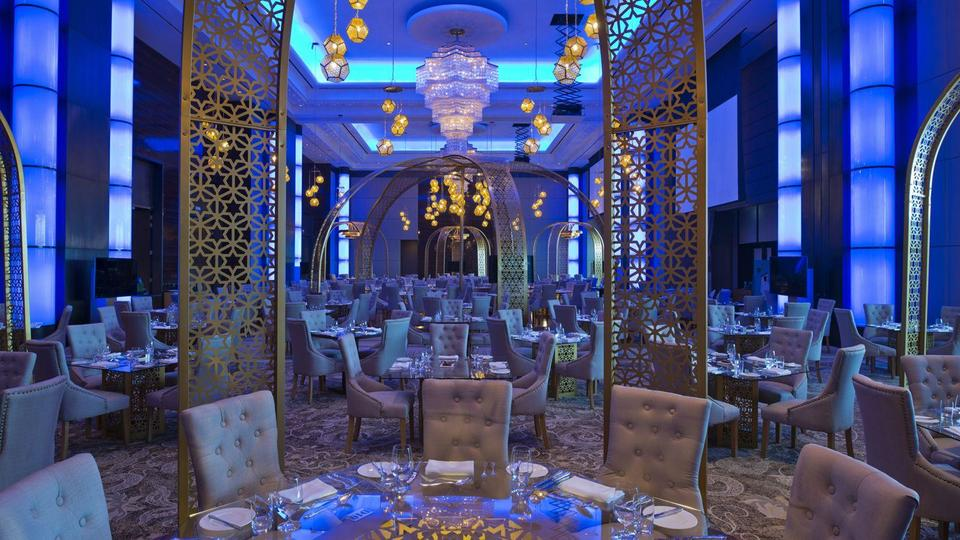شهر الخير في فندق فورسيزونز خليج البحرين