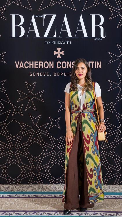 أمسية السحور السنوية لهاربرز بازار أرابيا بالتعاون مع دار الساعات الراقية Vacheron Constantin