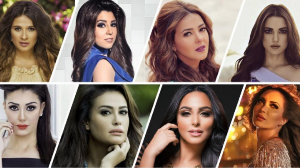 فوربس تطرح قائمة جديدة تحتوي على أقوى 10 ممثلات في العالم العربي