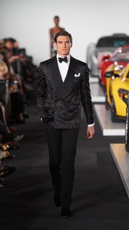 مجموعة أزياء رالف لورين لخريف 2017