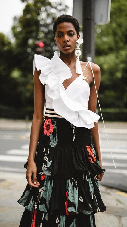 مجموعة أزياء جوانا أورتيز لربيع وصيف 2018