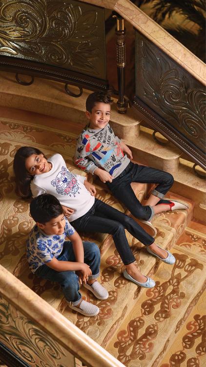 ترايانو يطلق حملة خريف وشتاء 2017 من فندق قصر الإمارات أبوظبي