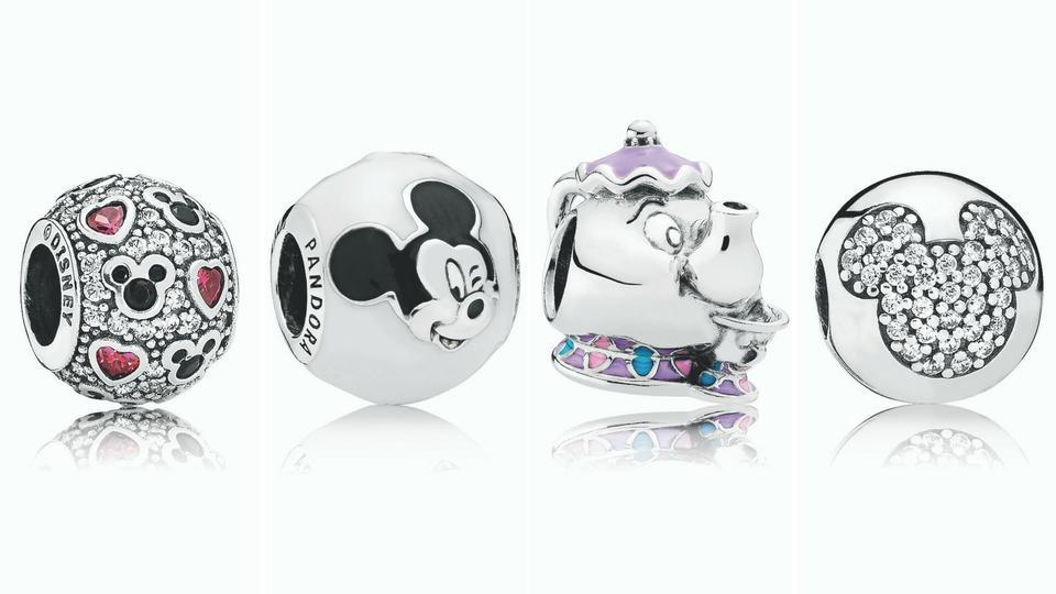 مجموعة مجوهرات ديزني الجديدة من باندورا