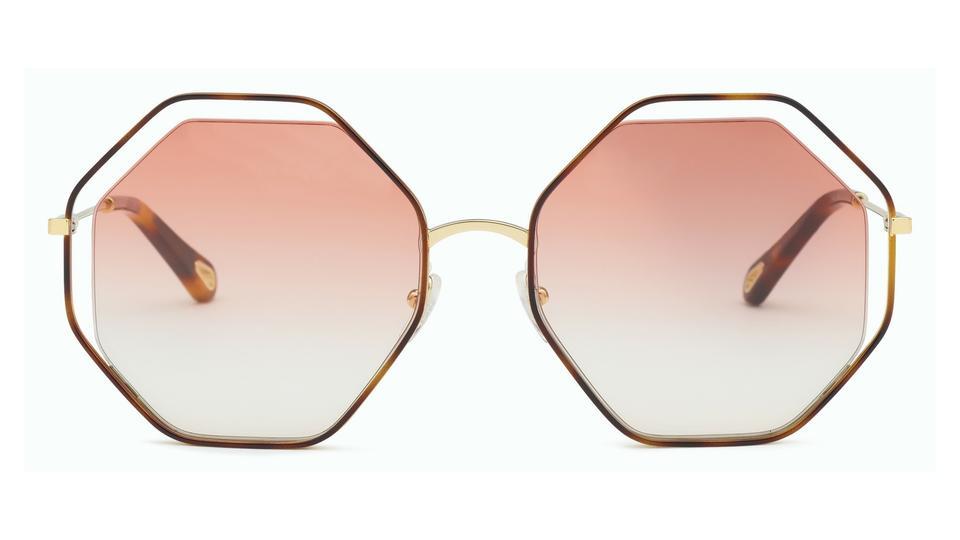 نظارات Poppy  من Chloé