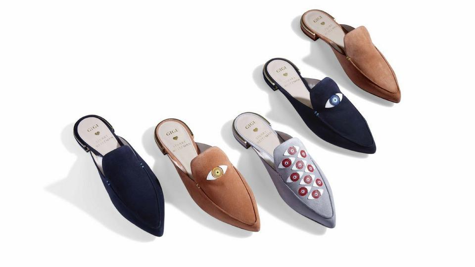 ستيوارت ويتزمان وجيجي حديد يُطلقان مجموعة جديدة من الأحذية