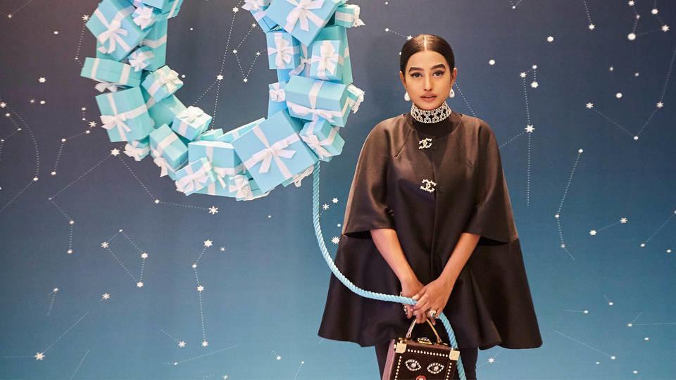 تيفاني أند كو تكشف عن واجهات متجرها في دبي مول بمناسبة موسم نهاية العام
