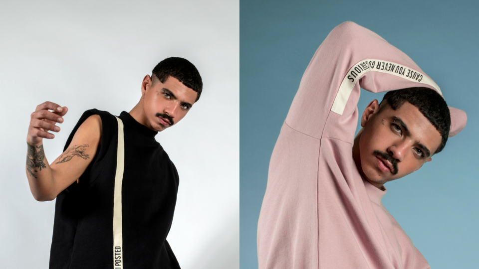 العلامة المصرية Cottonball تتعاون مع  المصمم كوجاك