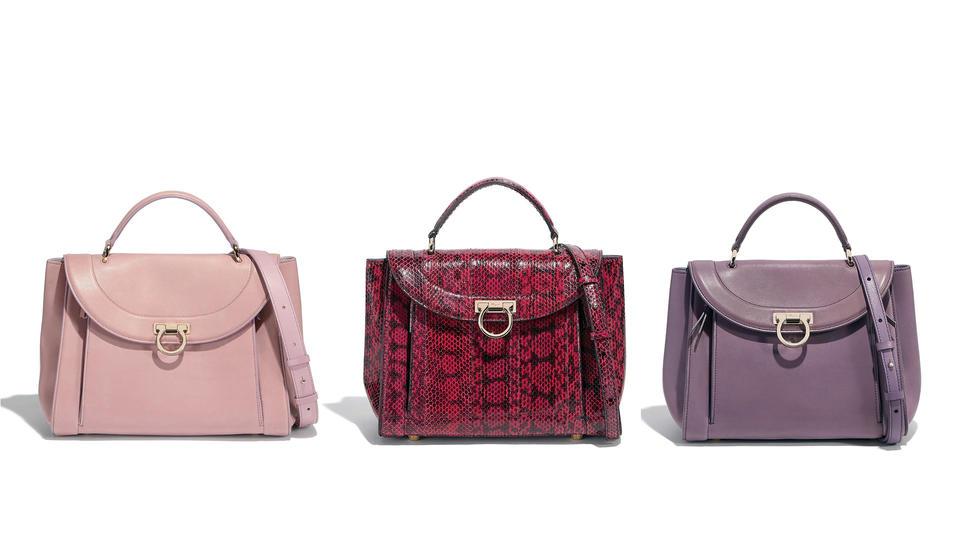 حقيبة أنيقة تجمع بين الأصالة والأنوثة الحديثة