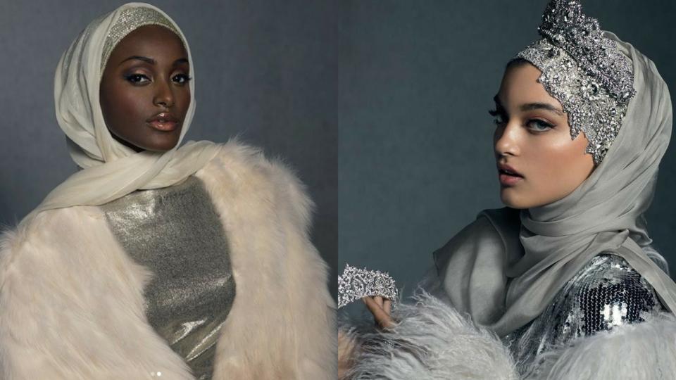 إطلاق خط جديد من الحجابات الراقية مع خيارات رائعة من Haute Hijab
