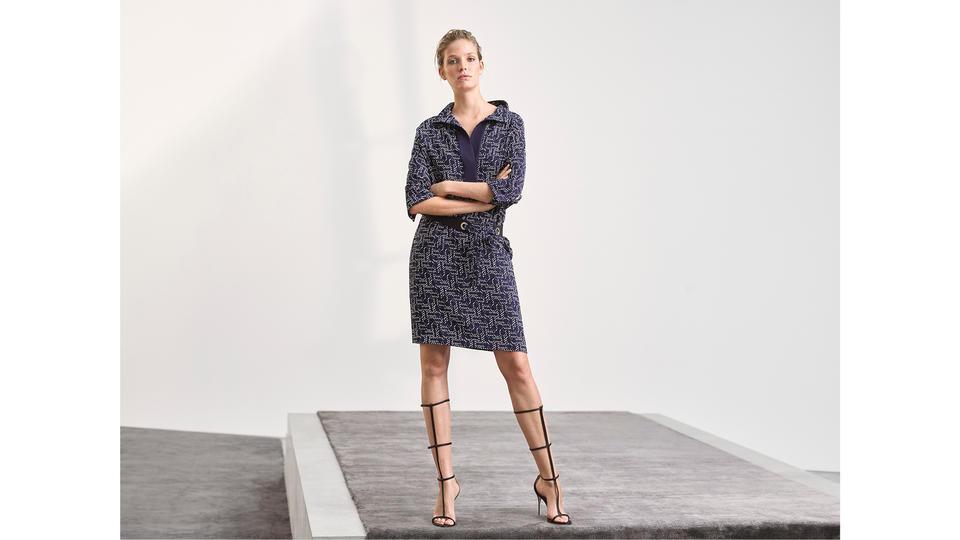 أزياء CH CAROLINA HERRERA النسائية ما قبل موسم ربيع 2018