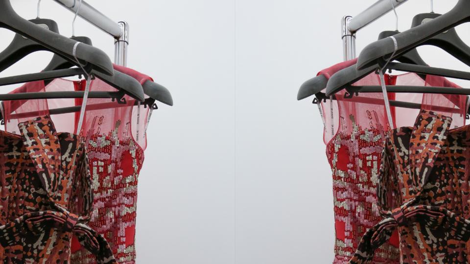 مجموعة خريف وشتاء 2018-2019 للمصمم رامي العلي خلال أسبوع باريس للموضة