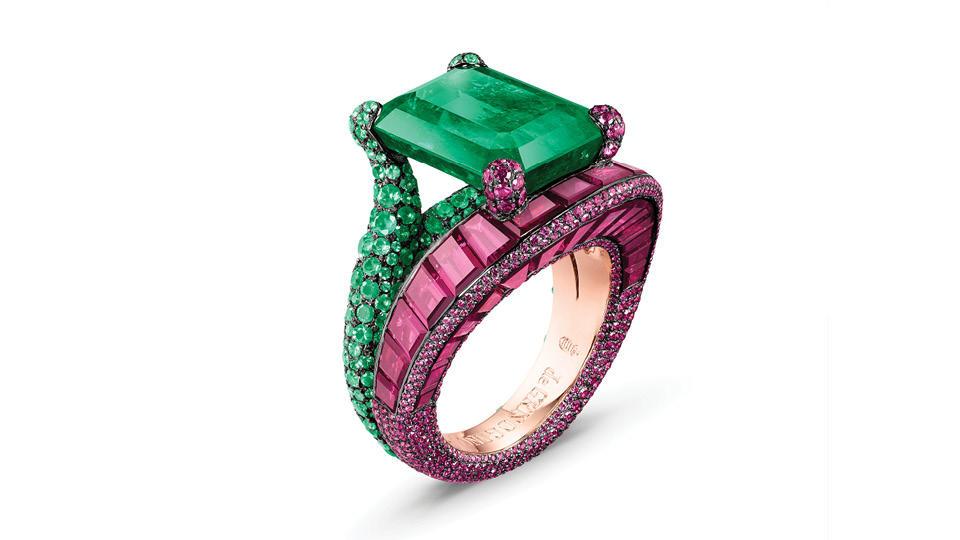 اخترنا لك: أجمل تصاميم المجوهرات من العلامة الراقية دي غريسوغونو De GRISOGONO