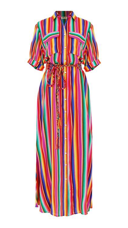 صيحات الموضة: كيف تدخلين على خزانتك الألوان الربيعية هذا الموسم