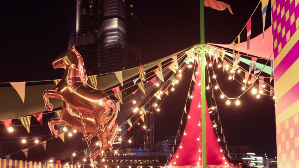 هيرمس افتتحت مدينة الملاهي الخاصة بها في دبي