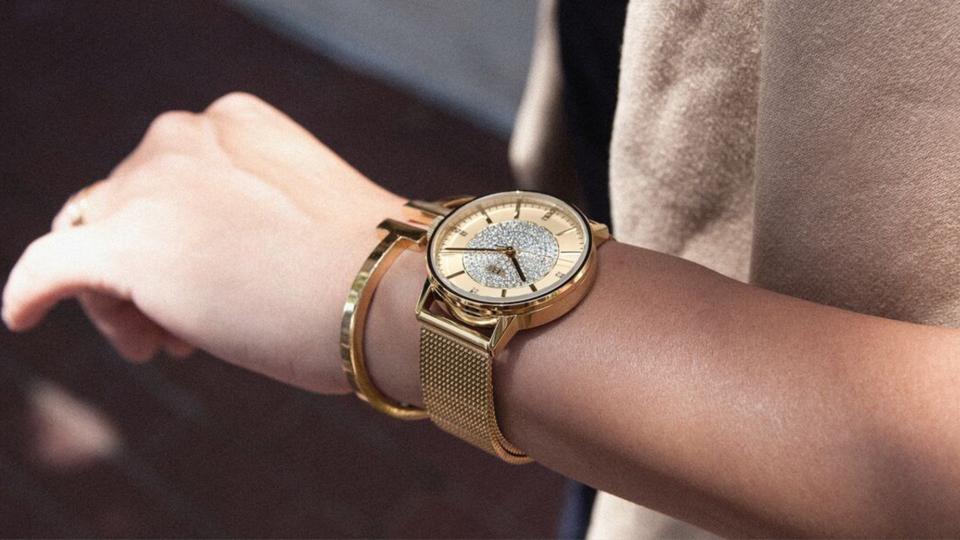 هل تودين اقتناء ساعة ماسية؟