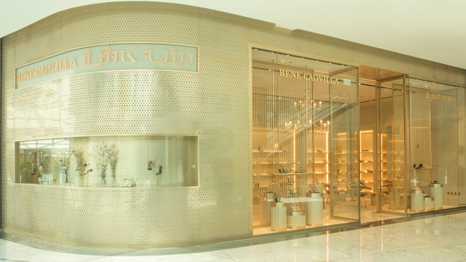 متجر رائد جديد لرينيه كوافيلا في دبي