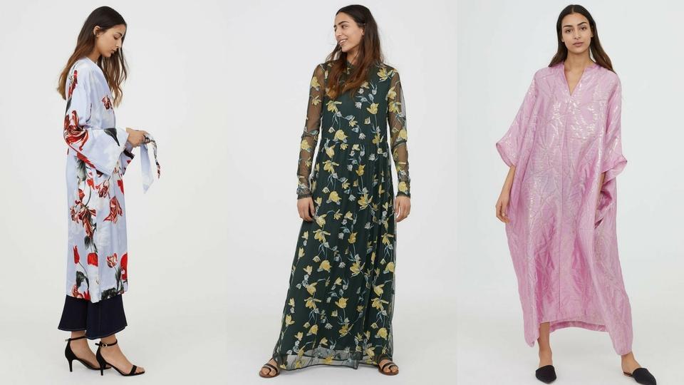 H&M تطلق مجموعتها الأولى من الأزياء المحتشمة
