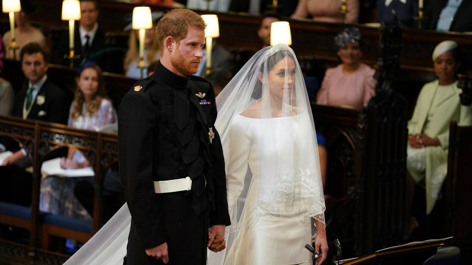 ميغان ماركل اختارت ثوب زفافها من جيفنشي